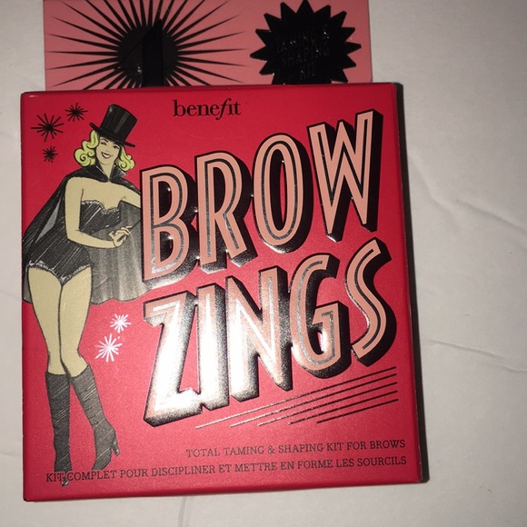 Brow Zing color # 4